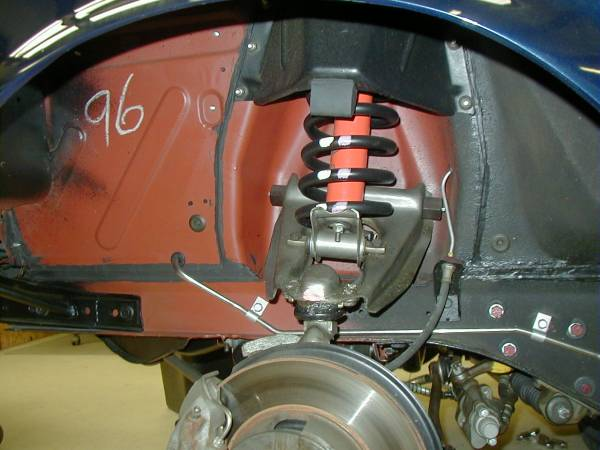 Front Wheel Well Concern Vintage Mustang Forums
